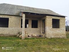 Продам кирпичный дом в стадии завершения в  Кицканах!